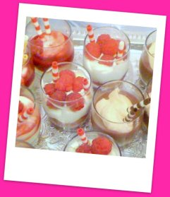 rasberry tiramisu