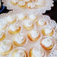 muffins saumon et crème aneth