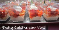 tartare de tomates & feta